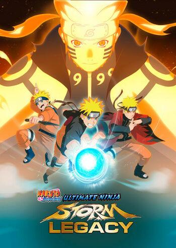 Naruto Shippuden: Ultimate Ninja Storm Legacy Steam Key GLOBAL
