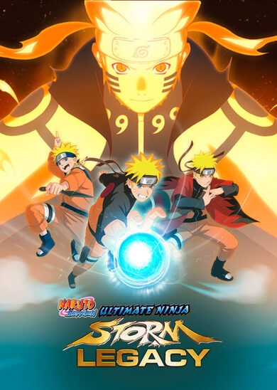 Naruto Shippuden: Ultimate Ninja Storm Legacy Steam Key GLOBAL