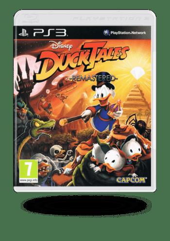 DuckTales: Remastered PlayStation 3