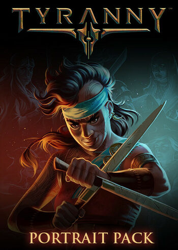 Tyranny - Portrait Pack (DLC) Steam Key GLOBAL