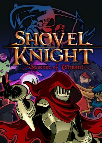 Shovel Knight: Specter of Torment (Nintendo Switch) eShop Key UNITED STATES