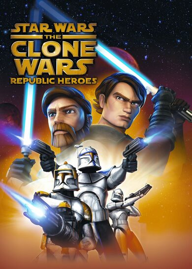 Star Wars The Clone Wars: Republic Heroes Steam Key EUROPE