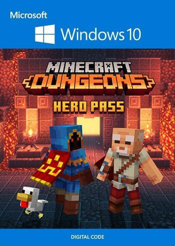 Minecraft Dungeons: Hero Pass Upgrade (DLC) - Windows 10 Store Key EUROPE