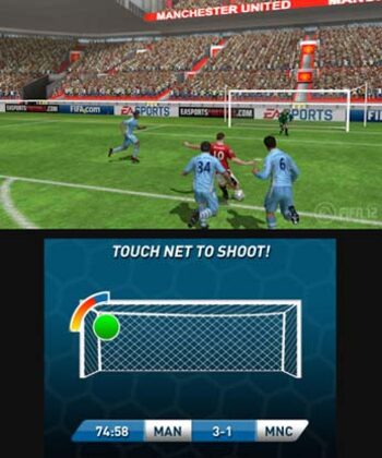 EA SPORTS FIFA Soccer 12 Wii for sale