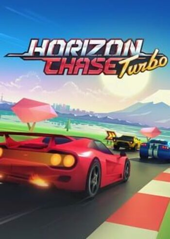 Horizon Chase Turbo Steam Key GLOBAL