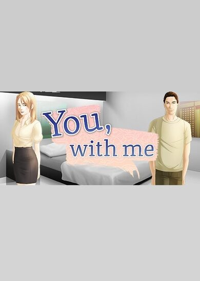 You, With Me - A Kinetic Novel Steam Key GLOBAL