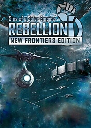 Sins of a Solar Empire: Rebellion New Frontier Edition Steam Key GLOBAL