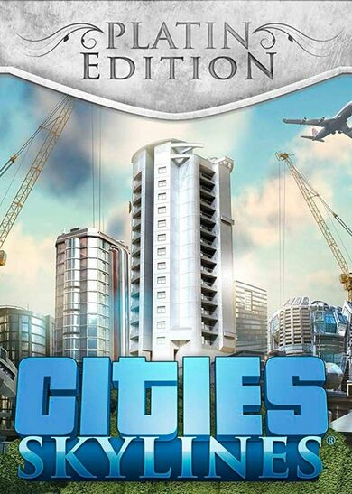 Cities: Skylines (Platinum Edition) Steam Key GLOBAL