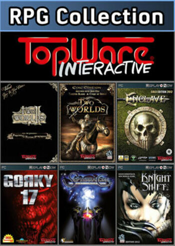 Topware RPG Collection Steam Key GLOBAL