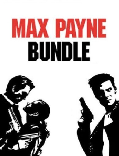 Max Payne Bundle Steam Key EUROPE