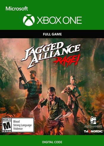 Jagged Alliance: Rage! (Xbox One) Xbox Live Key UNITED STATES