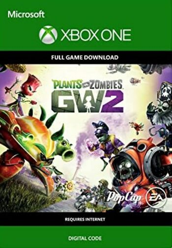 Plants vs. Zombies: Garden Warfare 2 XBOX LIVE Key UNITED STATES