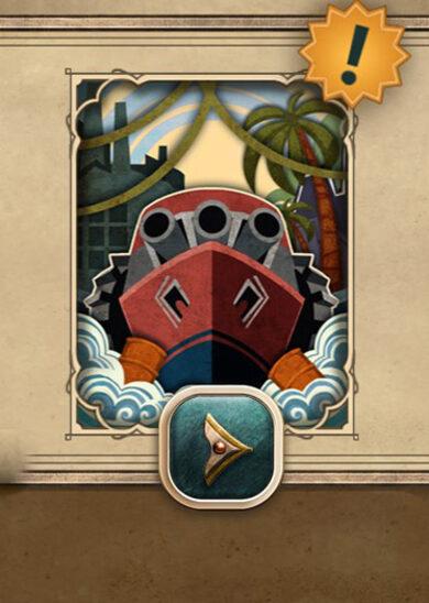 Iron Sea - Lost Land (DLC) Steam Key GLOBAL
