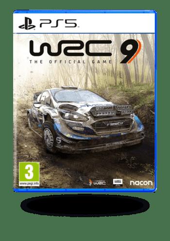 WRC 9 PlayStation 5