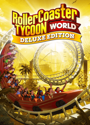 RollerCoaster Tycoon World (Deluxe Edition) Steam Key GLOBAL