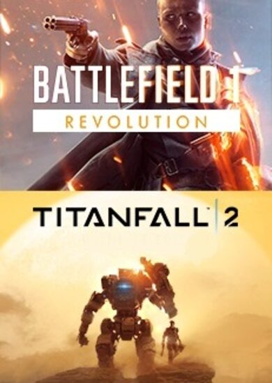 Battlefield 1 & Titanfall 2 Ultimate Bundle Origin Key GLOBAL