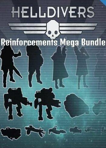 HELLDIVERS - Reinforcements Mega Bundle (DLC) Steam Key GLOBAL