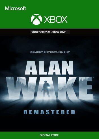 Alan Wake Remastered XBOX LIVE Key ARGENTINA