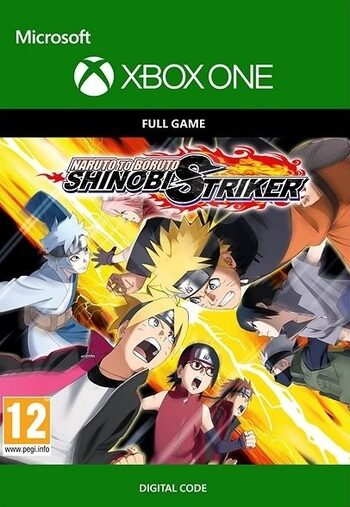 NARUTO TO BORUTO: Shinobi Striker (Xbox One) Xbox Live Key UNITED STATES