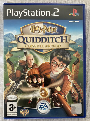 Harry Potter: Quidditch World Cup PlayStation 2