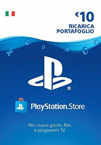 PlayStation Network Card 10 EUR (IT) PSN Key ITALY