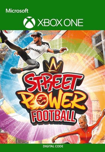 Street Power Football XBOX LIVE Key GLOBAL
