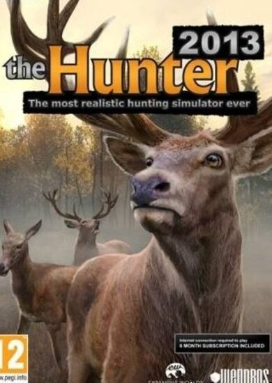 TheHunter 2013: Pathfinder Starter Pack Official website Key GLOBAL