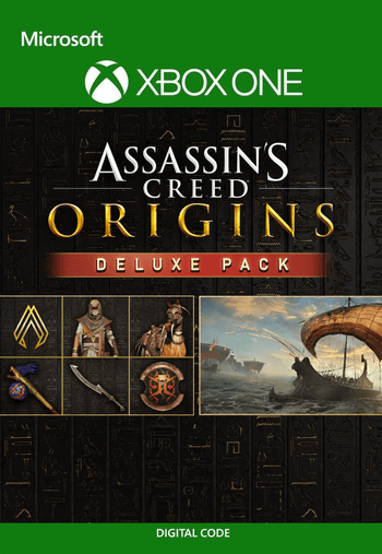 Assassin's Creed Origins - Deluxe Pack (DLC) XBOX LIVE Key UNITED STATES
