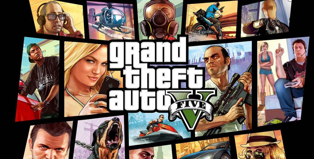 Grand Theft Auto V (GTA V) Rockstar Games Launcher, clé GLOBAL