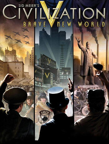 Civilization 5: Brave New World (DLC) Steam Key GLOBAL