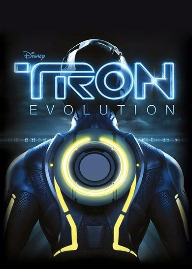 Tron: Evolution Steam Key EUROPE