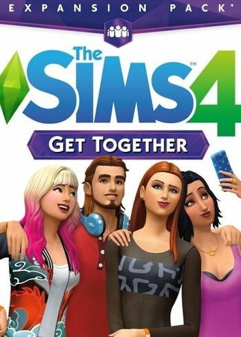 The Sims 4: Get Together (DLC) Origin Key GLOBAL