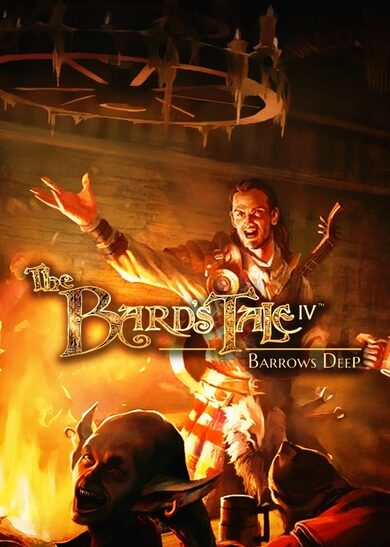The Bard's Tale IV: Barrows Deep Steam Key GLOBAL