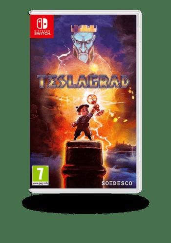 Teslagrad Nintendo Switch
