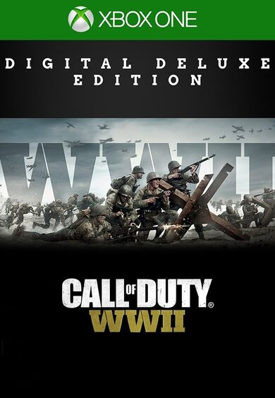 Call of Duty: WWII Digital Deluxe Edition (Xbox One) Xbox Live Key UNITED STATES
