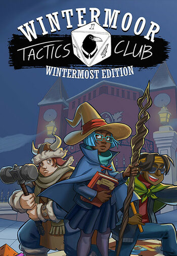 Wintermoor Tactics Club (Wintermost Edition) Steam Key GLOBAL
