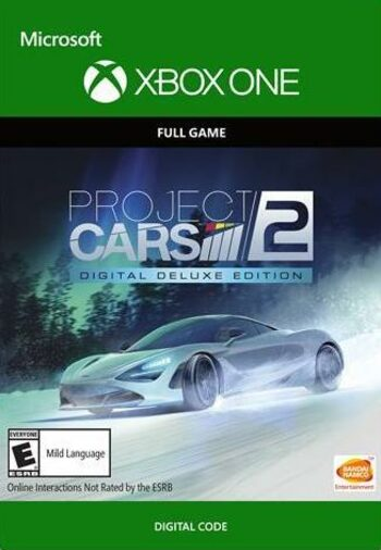 Project Cars 2 (Deluxe Edition) (Xbox One) Xbox Live Key UNITED STATES