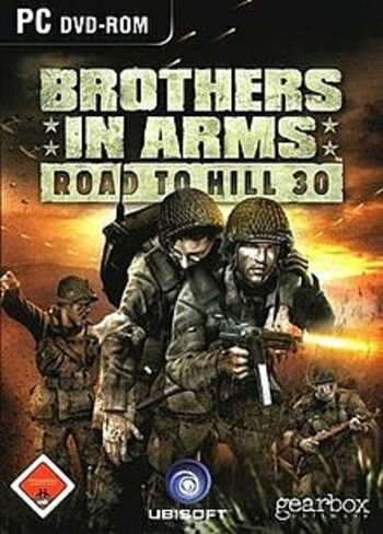 Brothers In Arms: Road To Hill 30 Uplay Key GLOBAL