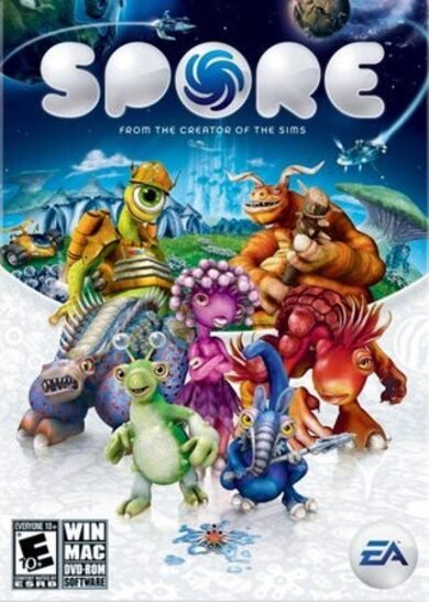 Spore Complete Pack Origin Key GLOBAL