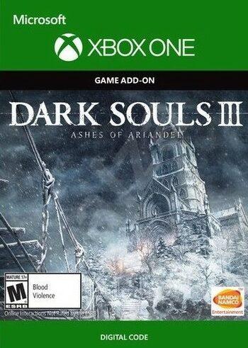 Dark Souls 3 - Ashes of Ariandel (DLC) (Xbox One) Xbox Live Key EUROPE