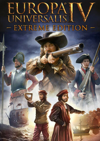 Europa Universalis IV (Digital Extreme Edition) Steam Key GLOBAL фото