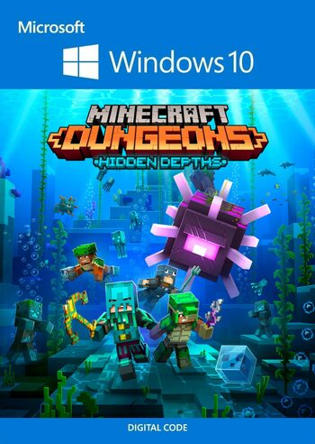 Minecraft Dungeons: Hidden Depths (DLC) - Windows 10 Store Key EUROPE