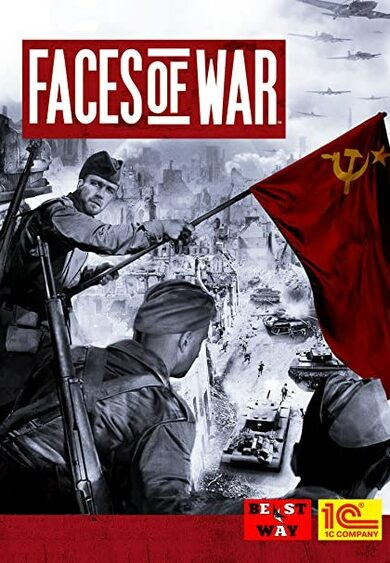 Faces of War Steam Key GLOBAL