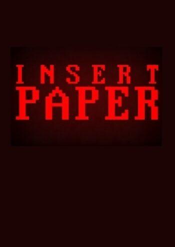 Insert Paper Steam Key GLOBAL