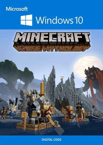 Minecraft Norse Mythology Mash-up (DLC) - Windows 10 Store Key EUROPE