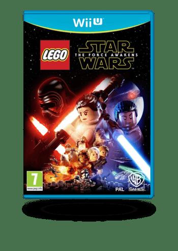 LEGO Star Wars: The Force Awakens (LEGO Star Wars: El Despertar De La Fuerza) Wii U