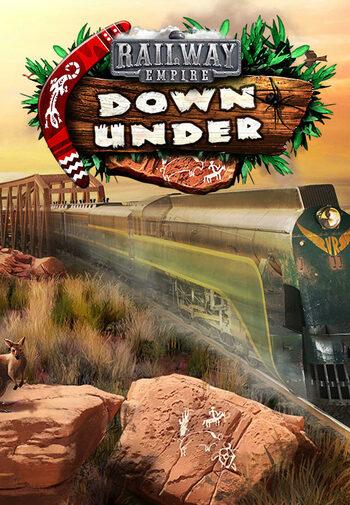 Railway Empire - Down Under (DLC) Steam Key GLOBAL