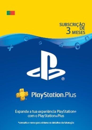 Playstation Plus Card 90 days (PT) PSN Key PORTUGAL