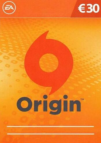 EA Origin Cash Card 30 EUR Origin Key EUROPE