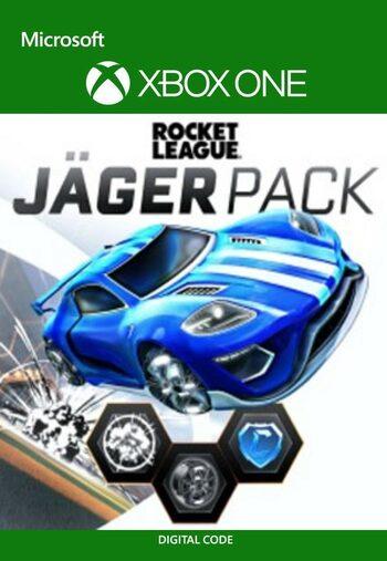Rocket League – Jäger Pack (DLC) (Xbox One) Xbox Live Key UNITED STATES
